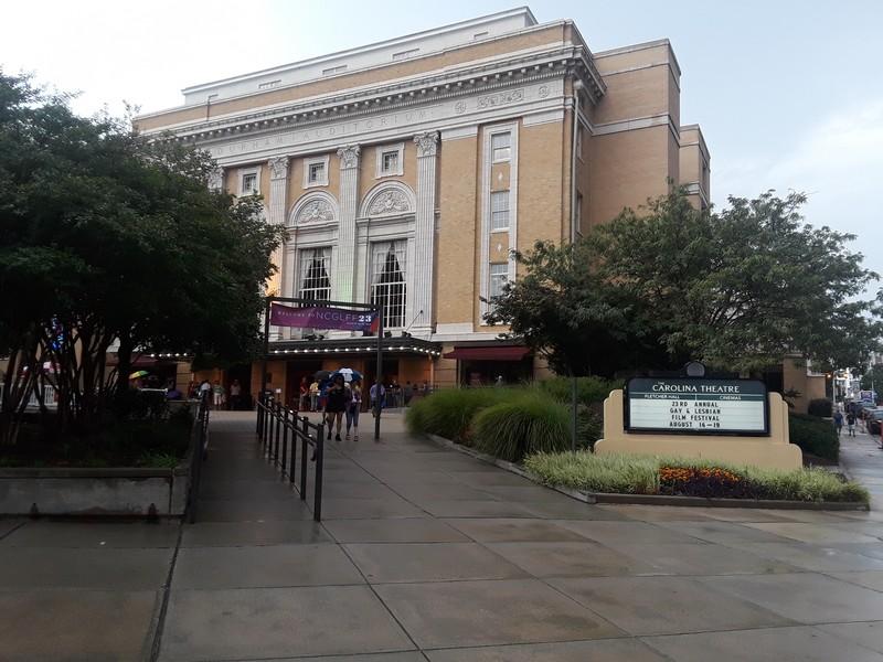 Photo du North Carolina Theater