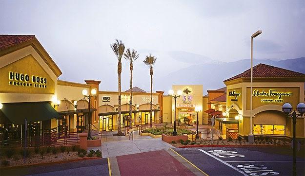 Outlets em Los Angeles na Califrnia Dicas de Las Vegas