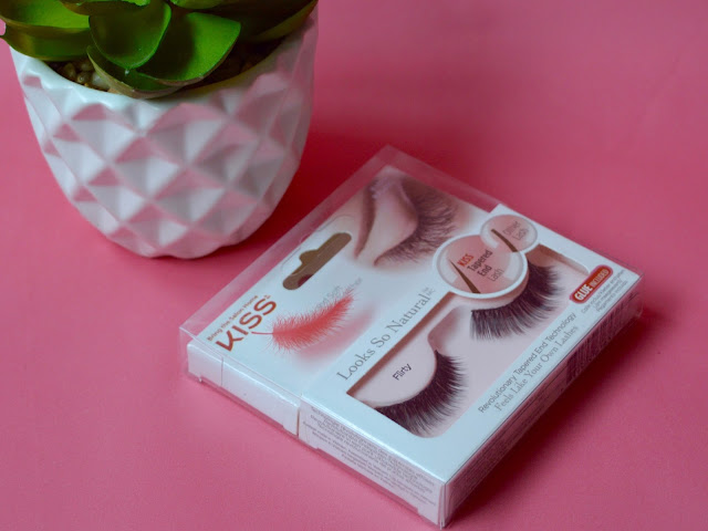Kiss eyelash review