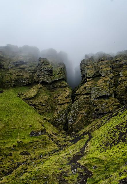 Rauðfeldsgjá Islande Roadtrip