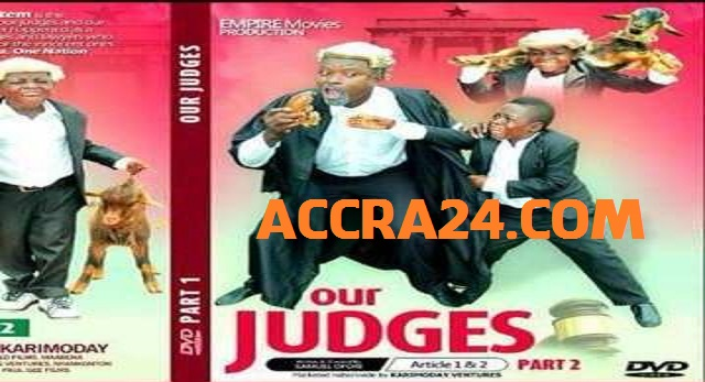 [Video] Just a token Judges - Actor Dabo