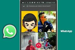 Cara Video Call Berempat Sekaligus Secara Bersamaan di WhatsApp