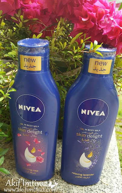 Manjakan Kulit Dengan Nivea Skin Delight Body Milk , Review Nivea Skin Delight , Nivea Skin Delight Glowing Rose  , Nivea Skin Delight Relaxing Lavender , Nive Malaysia , Produk Nivea ,Nivea , Facebook Nivea , Laman Web Nivea , Harga Nivea Skin Delight Body Milk