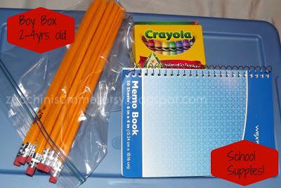 operation christmas child, OCC, samaritan's purse, boy box for OCC, operation christmas child shoebox