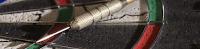 dianda con dardo de punta de acero