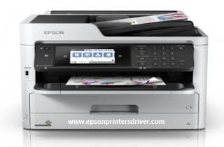 Epson Workforce Pro WF-C5710DWF Driver