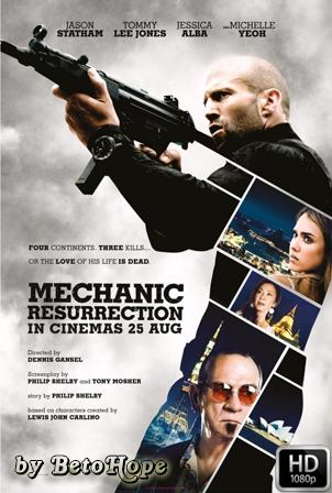El Mecanico: La Resurreccion [1080p] [Latino-Ingles] [MEGA]