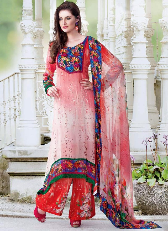 Pakistani Salwar Kameez Collection 2013 Salwar Kameez