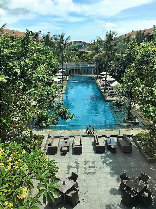 『入住體驗』-積分入住-25美元入住2晚巴厘島機場希爾頓花園(Hilton Garden Inn Bali Ngurah Rai Airport)