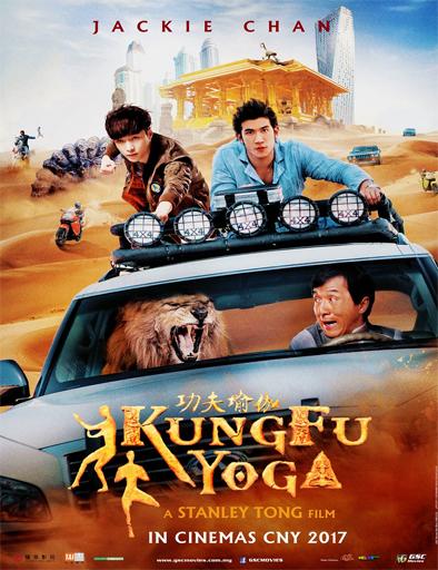 Ver Kung Fu Yoga (2017) Online