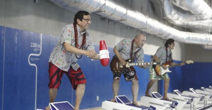 LOS MIRLOS: Legendaria banda amazónica en la apertura cultural de los Juegos Panamericanos - Lima 2019 [PROGRAMACIÓN]