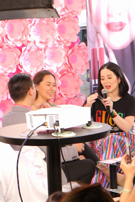 Kris Life Kit Review Kris Aquino Makeup Lipstick Brow