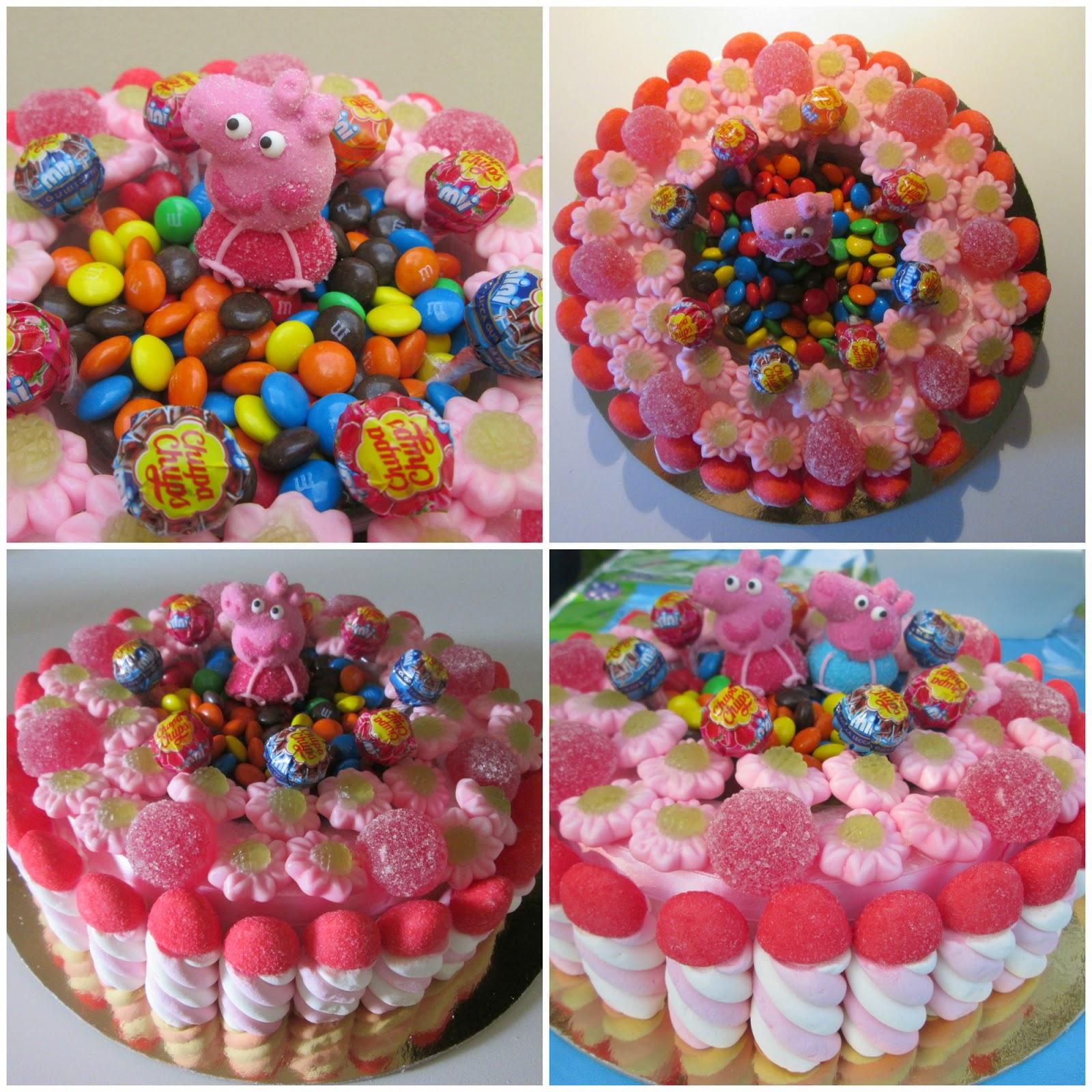Spiedini di caramelle, idea di compleanno per bambini
