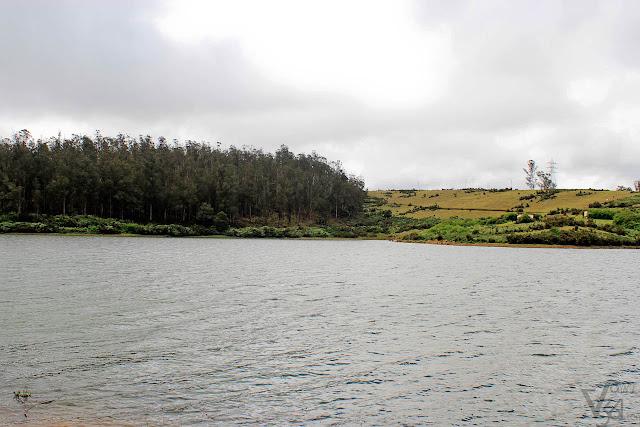 Sandynulla or Kamraj Sagar dam