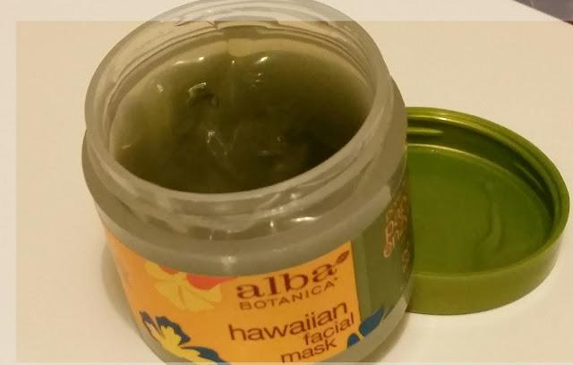 ALBA BOTANICA - hawajska maseczka enzymatyczna