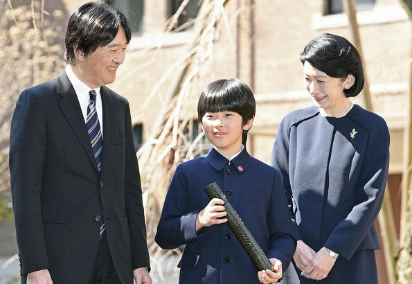 The son of Prince Akishino and Princess Kiko, Prince Hisahito graduated from Ochanomizu University