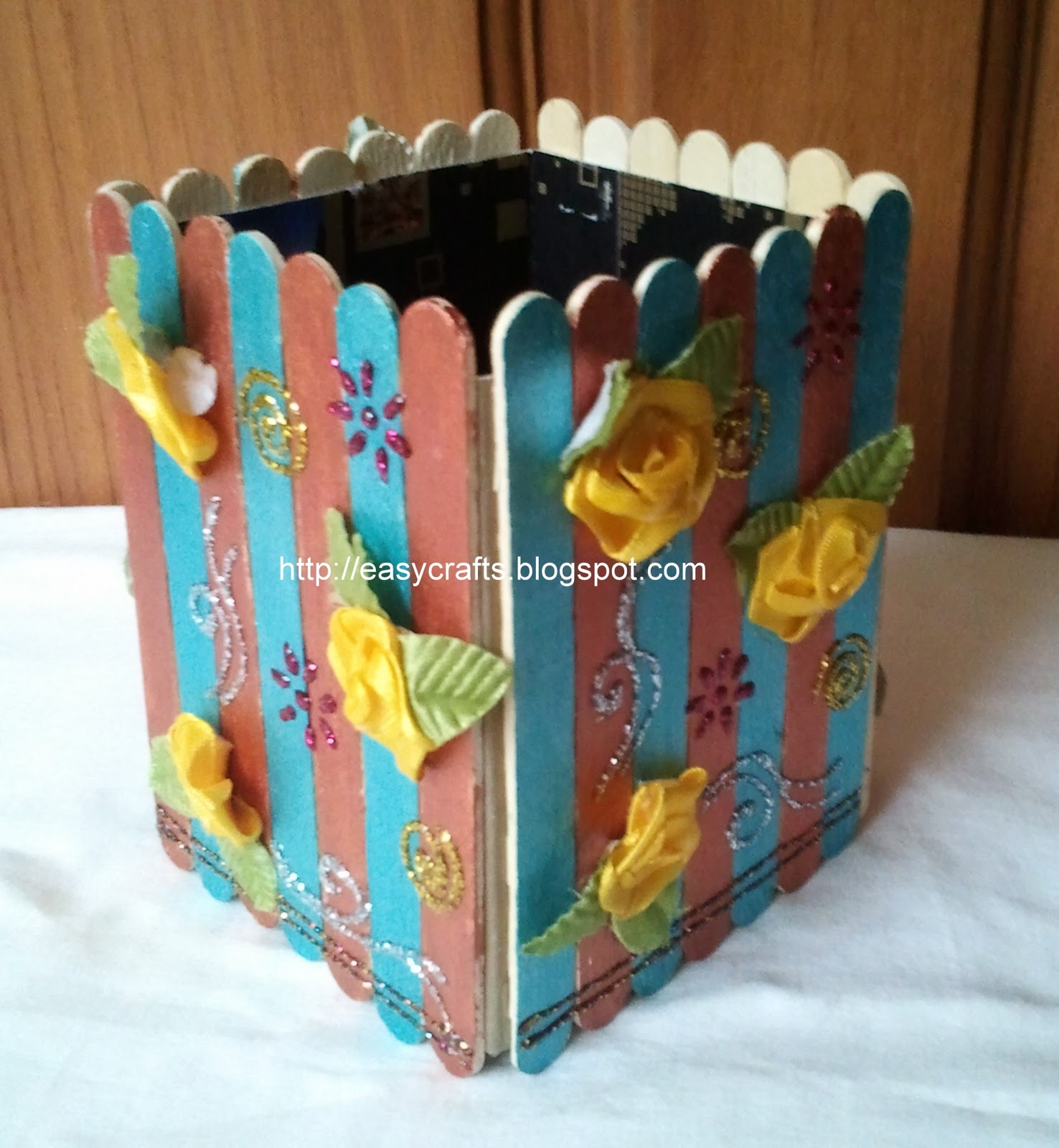 Best out of waste ideas from ice cream stick