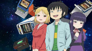 Download High Score Girl batch sub indo 1-12