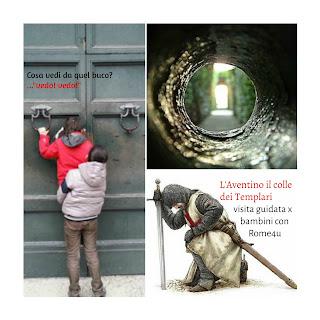 Il segreto dei Cavalieri di Malta, la ricerca del Santo Graal e le meraviglie del Colle Aventino - Visita guidata per bambini e ragazzi, Roma