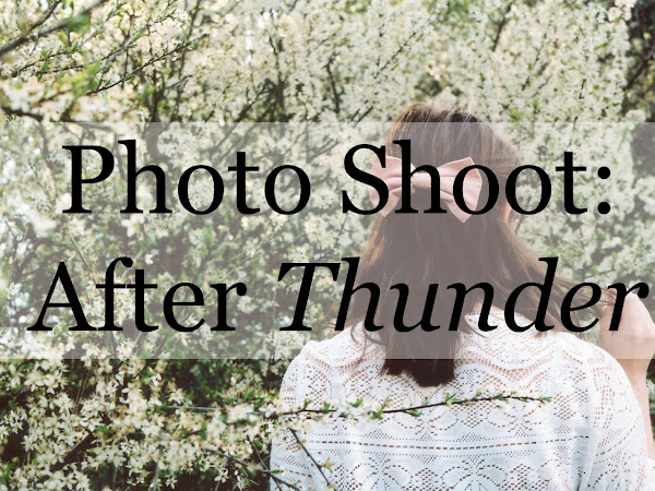 Photo Shoot: After Thunder