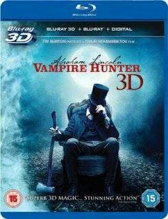 Abraham Lincoln Vampire Hunter (2012) BRRip 480p 300MB Dual Audio ( Hindi - English ) MKV
