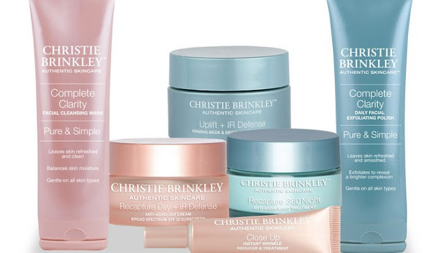 christie brinkley skin care amazon reviews