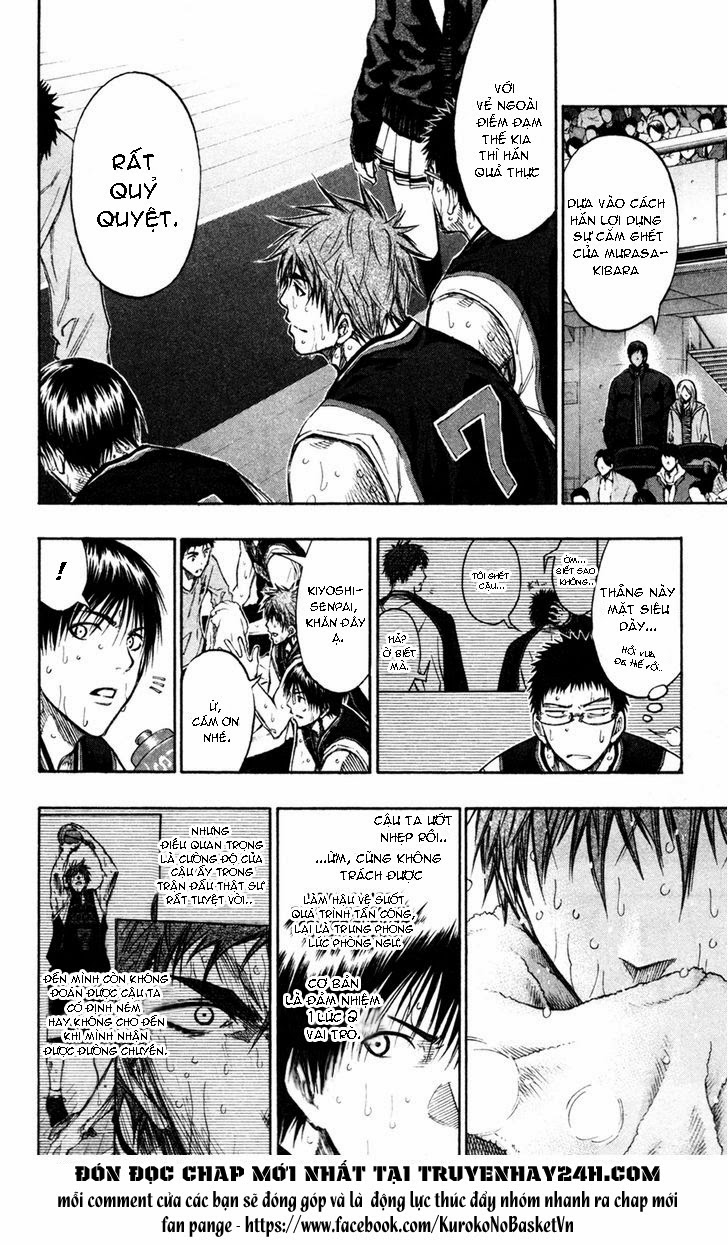 Kuroko No Basket chap 153 trang 9