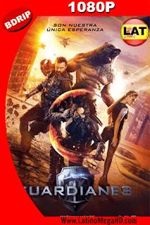 Guardianes (2017) Latino HD BDRIP 1080P - 2017