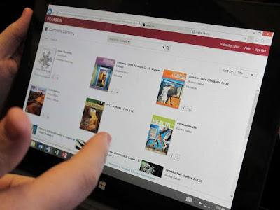 Sách giáo khoa điện tử thay đổi thị trường sách giáo khoa truyền thống