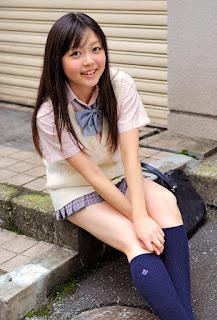 natsumi minagawa sexy schoolgirl cosplay pics 01