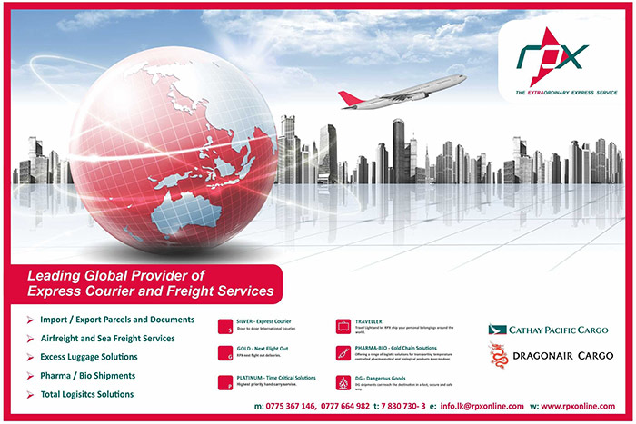 RPX is a leading Global provider of express courier services offering a complete solution to all of your logistic and air transportation needs. With decades of experience in the logistics industry and our extensive global network, we deliver high quality personalised services to meet even the toughest jobs with the fastest delivery times available.  We deliver to Worldwide destinations via established service partners primarily using the Cathay Pacific and Dragonair networks as our backbone. RPX offers multiple services ranging from Emergency and Specialised Air Transportation solutions to Classic Express Courier services. Our top-tier service - RPX Platinum (Emergency and Time Critical Solutions) - targets critical shipments, such as vital documents, commercial prototypes and essential electronic parts of any size. Our staff are available 24 hours a day to accompany the cargo on its flight. Our advanced routing network ensures cargo is transported in the quickest and most efficient manner possible, while our automated shipment allows you to track your cargo at every stage of delivery in real time.  Furthermore, our advanced technological infrastructure driven by our IT system, SAM (Shipping Activity Manager) allows our global network to remain fully connected, providing offices and clients with a real time messaging and tracking for all shipments ensuring that our global communications and efficiency is second to none.