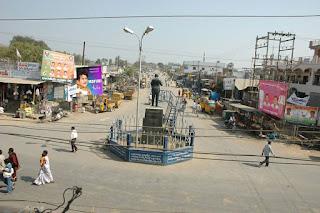 Old Ambedkar Chowrastha Jammikunta 1