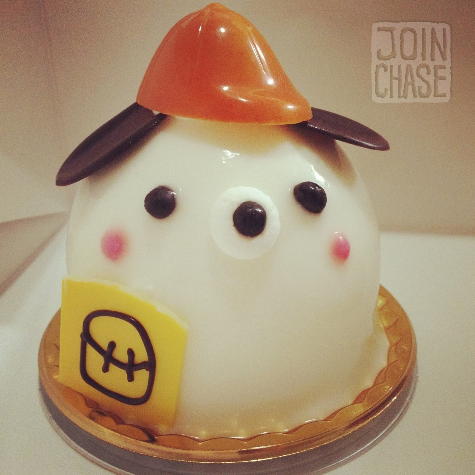 A Cute Mini Puppy Pastry In Seoul South Korea