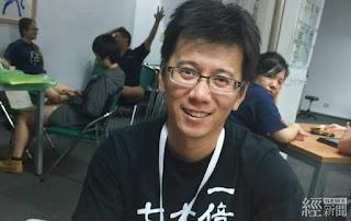鄧東波/台灣開放街圖社群組織 理事長