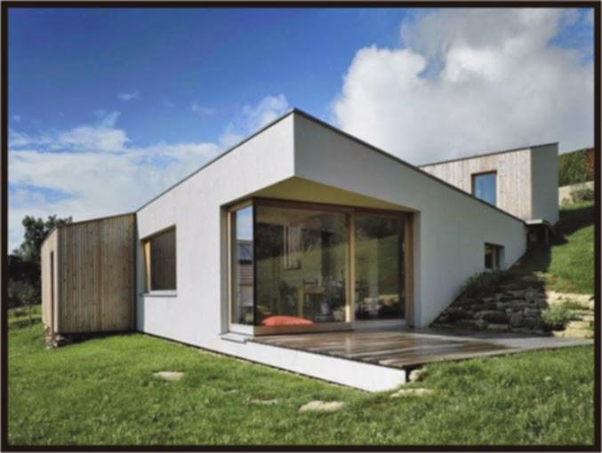 Rumah Minimalis Gaya Eropa 1 Lantai | Home Design
