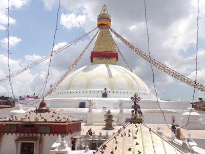 Boudanath nepal