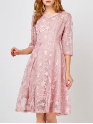 http://www.rosegal.com/casual-dresses/semi-sheer-star-openwork-dress-1120534.html?lkid=118468