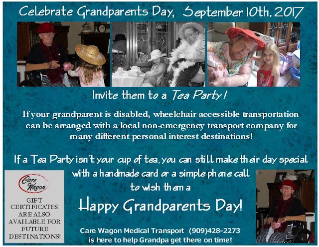 Unique Grandparents Day Celebration Idea!