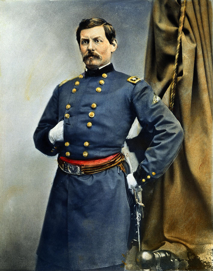 Account of the life of general mcclellan