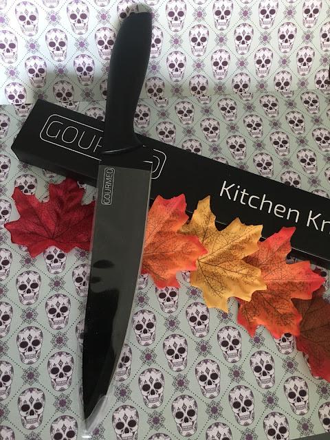 cuchillos de cocina, gourmeo, menaje, hogar,