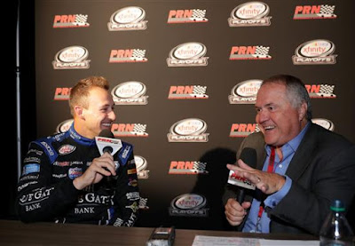 Daniel Hemric - 2017 #NASCAR XFINITY Series Playoffs Media Day Photos