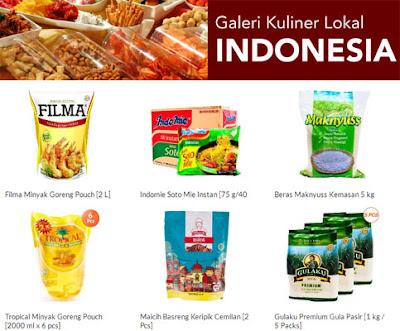 Galeri Kuliner Indonesia