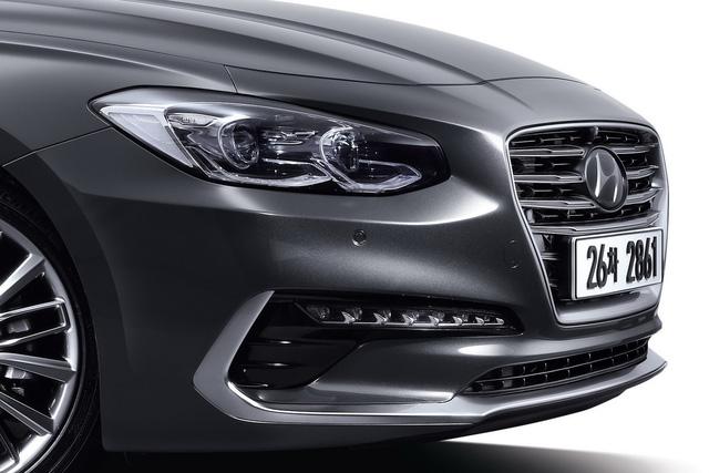 Hyundai Azera 2018 Xe Hyundai Azera 2018 thế hệ mới sắp ra mắt 2