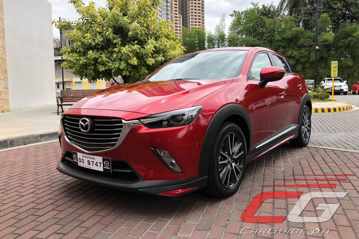 3 Ways the Mazda CX-3 is a Cut Above the Competition ...
