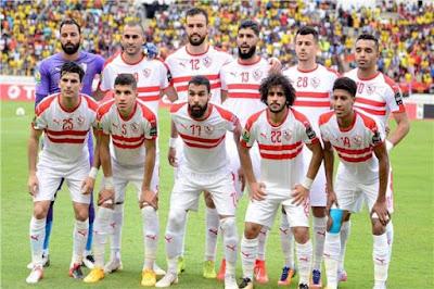 موعد مباراة الزمالك ووادي دجلة ضمن مباريات الدوري المصري