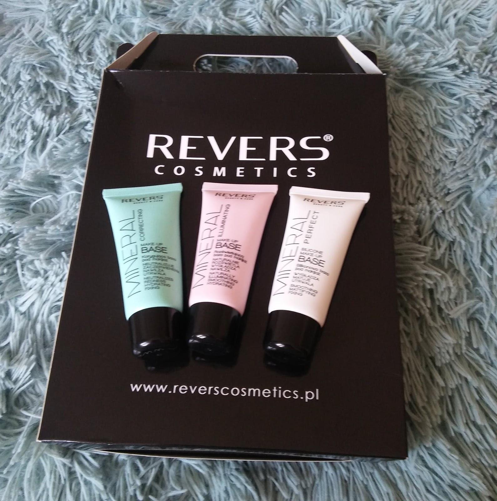 Revers Cosmetics- Baza pod makijaż