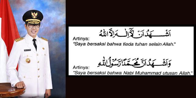 Kalimat Syahadat