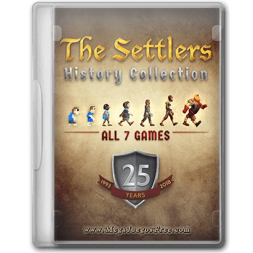 The Settlers History Collection Full Español