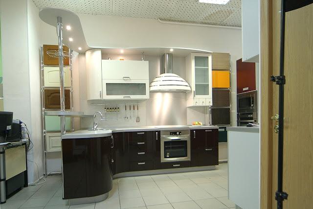 Кухня заказ встроенной техникой