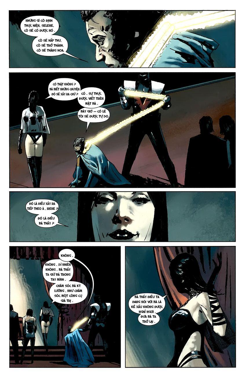 X-Men Necrosha chap 1 trang 40